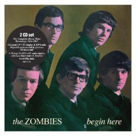 Begin Here - The Complete Decca Mono Recordings 1964-1967 - The Zombies