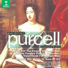 Music For The Funeral Of Queen Mary (Musique Funèbre Pour La Reine Mary / Trauermusik Für Königin Mary) / Birthday Ode 'Come Ye Sons Of Art' - Henry Purcell