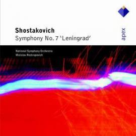 """Symphony No. 7 in C Major, Op. 60 """"Leningrad""""  - Dmitri Shostakovich"""