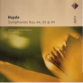 Symphonies Nos.44, 45 & 49 - Joseph Haydn