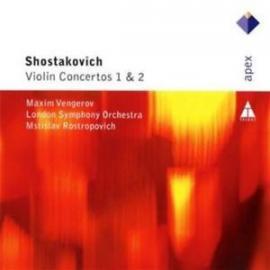 Violin Concertos 1&2 - Dmitri Shostakovich