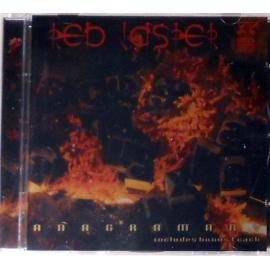 Anagramary - Red Jasper