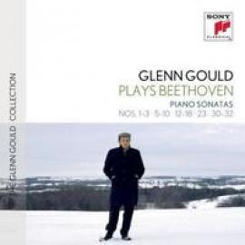 GLENN GOULD PLAYS BEETHOV - GLENN GOULD