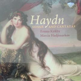 Haydn Songs And Cantatas - Emma Kirkby