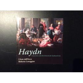 Concertini And Divertimenti For Keyboard Trio - Joseph Haydn