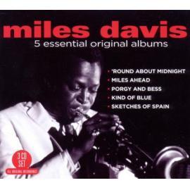 5 Essential Original Albums - Miles Davis