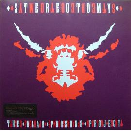 Stereotomy - The Alan Parsons Project