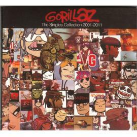 The Singles Collection 2001-2011 - Gorillaz