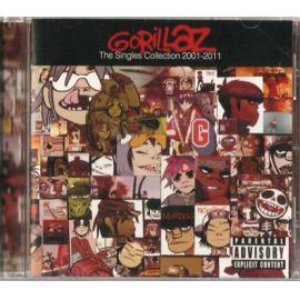 The Singles Collection - Gorillaz