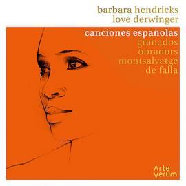 Canciones Españolas - Barbara Hendricks