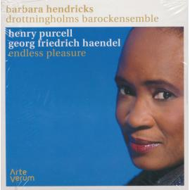 Henry Purcell - Georg Friedrich Haendel - Endless Pleasure - Barbara Hendricks
