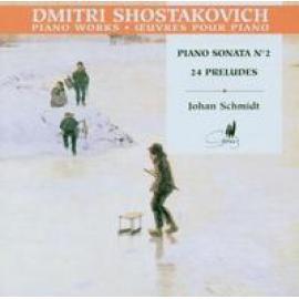 Piano Works - Oeuvres Pour Piano - Dmitri Shostakovich
