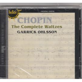 Chopin: The Complete Waltzes - Garrick Ohlsson