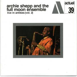 Live In Antibes (Vol. 2) - Archie Shepp