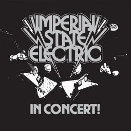 In Concert! - Imperial State Electric