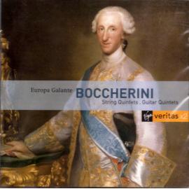 String Quintets - Guitar Quintets - Luigi Boccherini