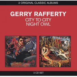 City To City / Night Owl - Gerry Rafferty