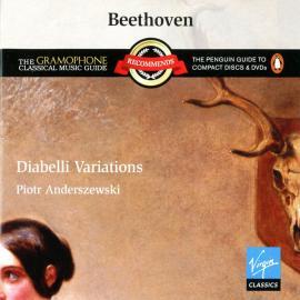Beethoven Diabelli Variations - Piotr Anderszewski
