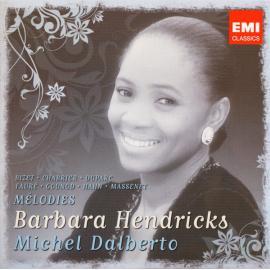 Mélodies - Barbara Hendricks