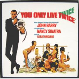 You Only Live Twice (Original Motion Picture Soundtrack) - John Barry