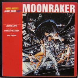 Moonraker (Original Motion Picture Soundtrack) - John Barry