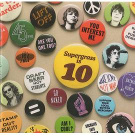 Supergrass Is 10 (The Best Of 94-04) - Supergrass