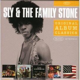 Original Album Classics - Sly & The Family Stone