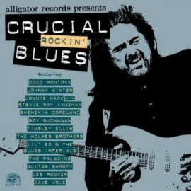 Crucial Rockin' Blues - Various Production