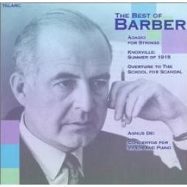The Best Of Barber - Samuel Barber