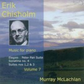 CHISHOLM: PIANO MUSIC.. - Murray McLachlan