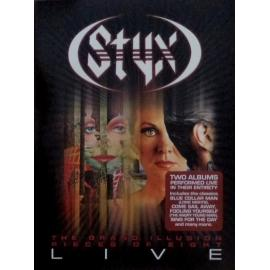 Grand Illusion • Pieces Of Eight Live  - Styx
