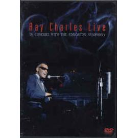 Ray Charles Live: In Concert With The Edmonton Symphony - Ray Charles