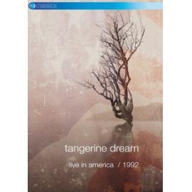 Live In America / 1992 - Tangerine Dream