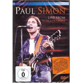 Live From Philadelphia - Paul Simon