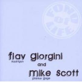 SPLIT - FLAV/MIKE SCOTT GIORGINI