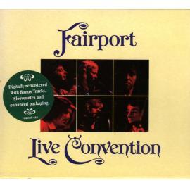 Fairport Live Convention - Fairport Convention