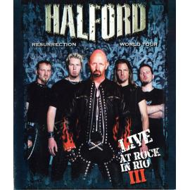Resurrection World Tour - Live At Rock In Rio III - Rob Halford