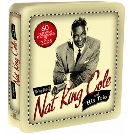 The Very Best Of Nat King Cole And His Trio - The Nat King Cole Trio