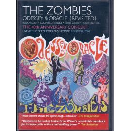 Odessey & Oracle {Revisited}: The 40th Anniversary Concert - Live At The Shepherd's Bush Empire, London, 2008 - The Zombies