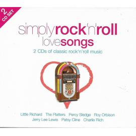 Simply Rock 'N' Roll Love Songs - Various Production