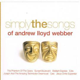 Simply The Songs Of Andrew Lloyd Webber - Andrew Lloyd Webber