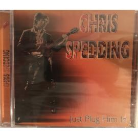 Just Plug Him In! - Chris Spedding