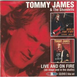 Live And On Fire - Tommy James & The Shondells
