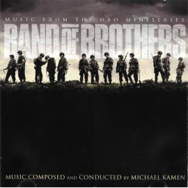 Band Of Brothers (Music From The HBO Miniseries) - Michael Kamen