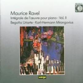 INTEGRALE DE L'OUVRE V.2 - M. RAVEL