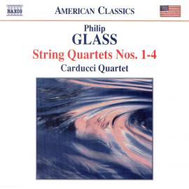 String Quartets Nos. 1-4 - Philip Glass