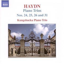 Piano Trios Nos. 24, 25, 26 And 31 - Joseph Haydn