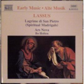 Lagrime Di San Pietro (Spiritual Madrigals) - Roland de Lassus