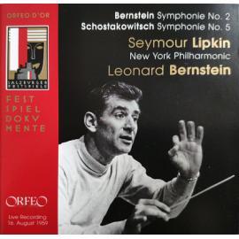 Bernstein - Schostakowitsch / Bernstein - Leonard Bernstein