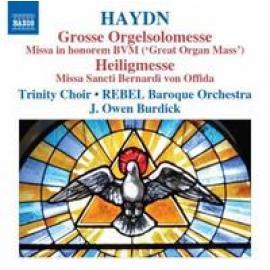 MASSES VOL.5:GROSSE ORGEL - J. HAYDN